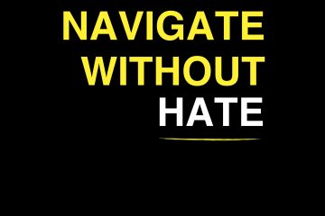 "Title ""Navigate Without Hate"""